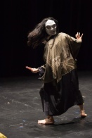 Mask in performance